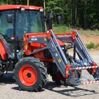 Traktorių priedai